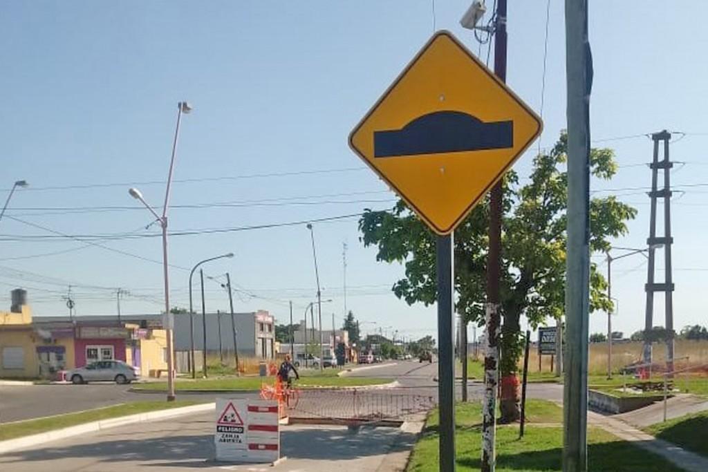 Tareas de mantenimiento de infraestructura vial