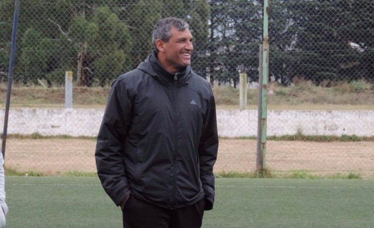 Fernando Di Carlo: Nuestro objetivo es el ascenso