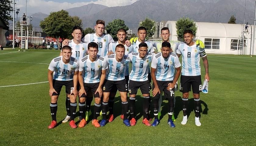'Argentina tiene muy buenos jugadores y todos están para jugar'