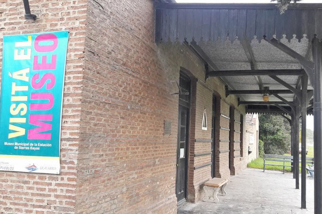 Plan de Gestión Integral del Museo Municipal de la Estación de Sierras Bayas