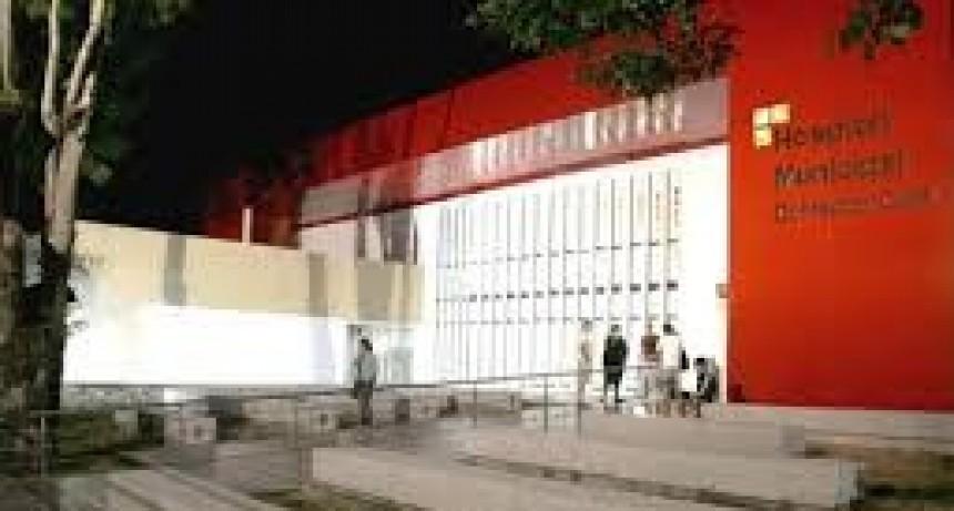Un joven de 18 años ingresó al Hospital Municipal con heridas graves