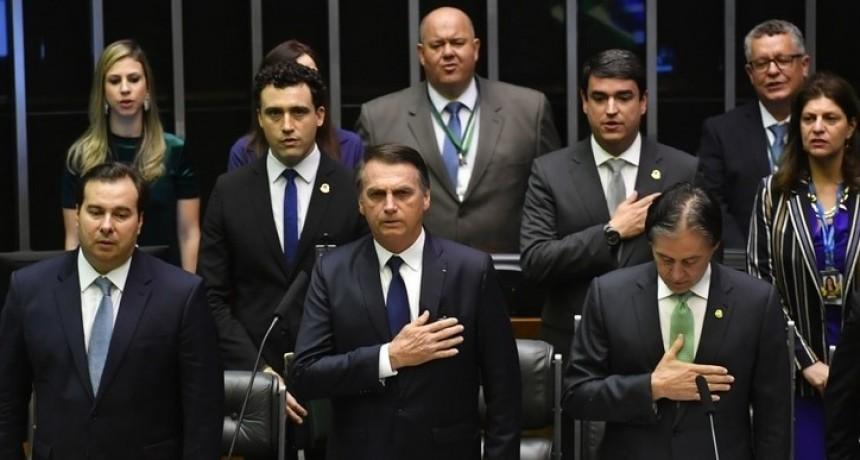 Jair Bolsonaro ya es el presidente de la principal potencia de Sudamérica