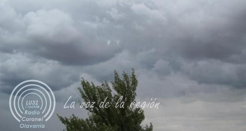 Alerta Meteorológico por tormentas y viento