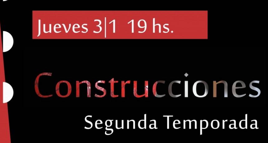 Estrenan el segundo capítulo de la serie web Construcciones