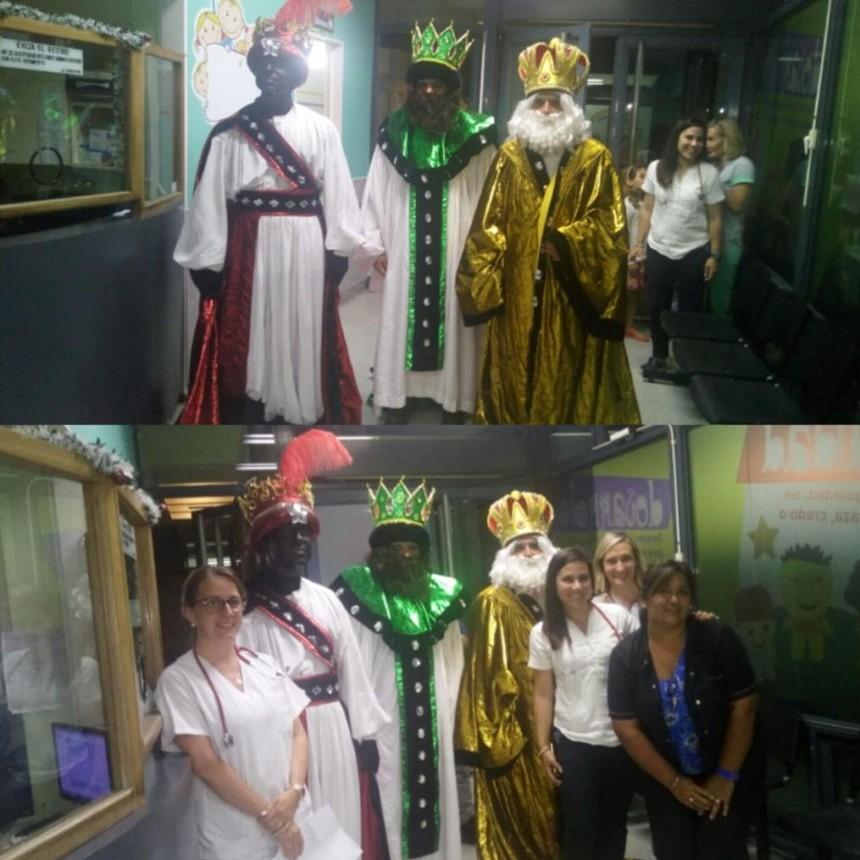 Más de 20 mil personas en la Fiesta de Reyes en Sierras Bayas
