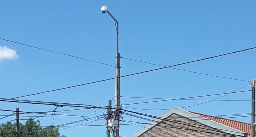 Se sumaron más cámaras de seguridad al Centro de Monitoreo