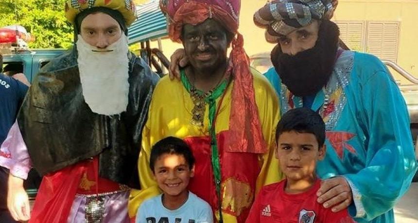 General Alvear: Exitoso Festival con la llegada de los Reyes Magos