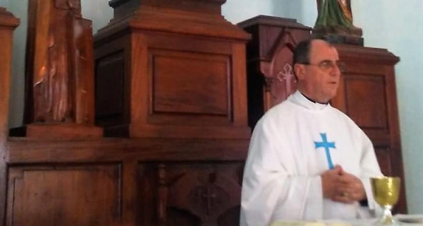 Salaberry celebró la última misa del año en la Unidad 2