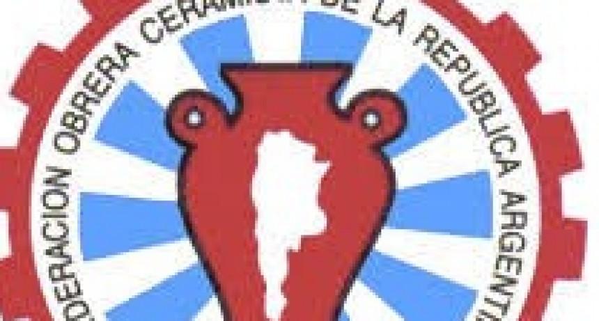 Conflictos en el sector ceramista en Olavarría y Azul