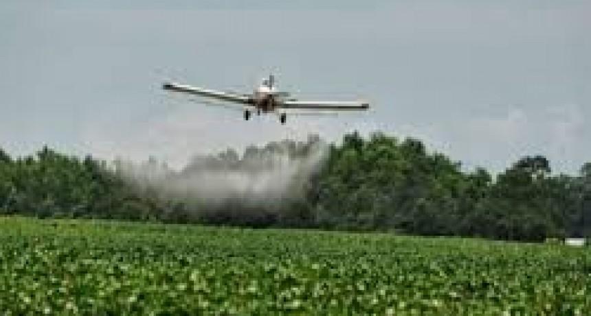 Rige en la provincia una nueva resolución para la aplicación de agroquímicos