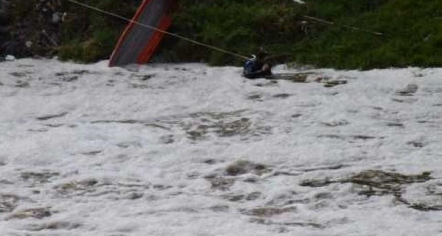 Un joven murió ahogado en aguas del arroyo