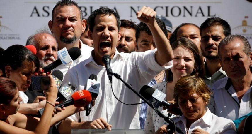 Crisis en Venezuela: arrestaron y luego liberaron al presidente de la Asamblea Nacional