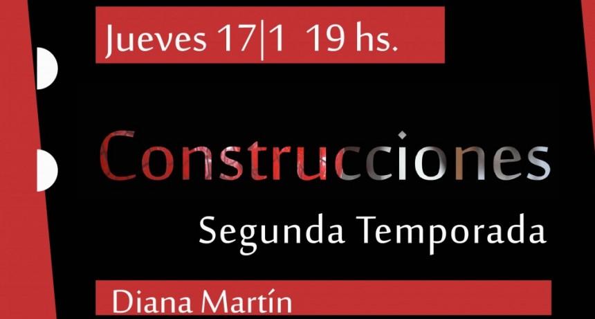 Estrenan el cuarto capítulo de la serie web Construcciones