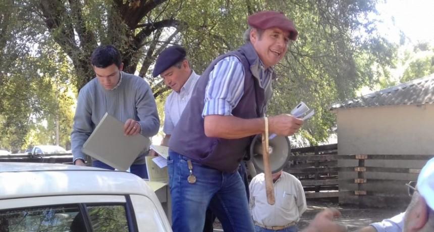 Mercado de Liniers con plaza firme y selectiva