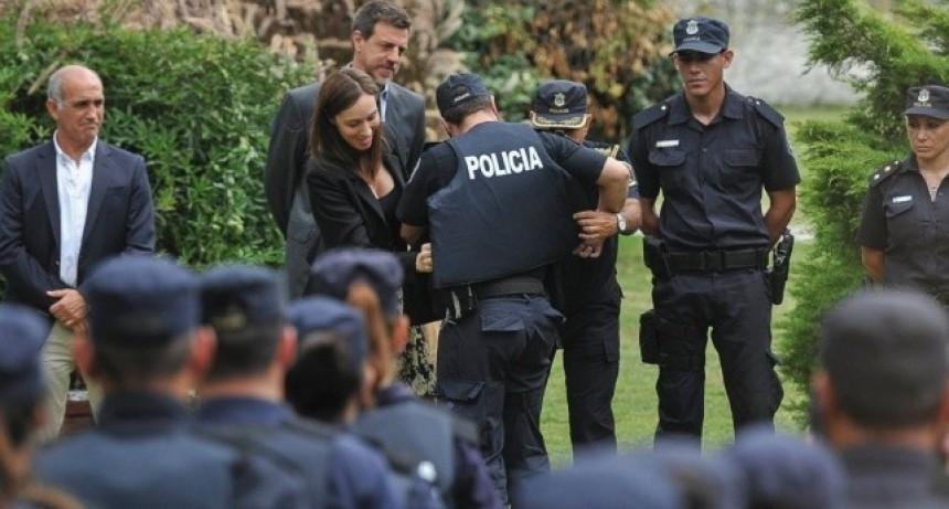 Aumentan el valor de las horas adicionales a la Policía Bonaerense