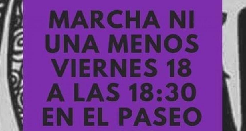Convocan a manifestarse contra los femicidios también en Olavarría