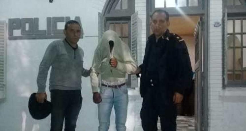 Crimen de Morena: un detenido acusado de manejar la moto