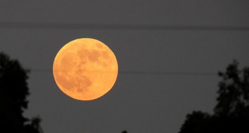 Eclipse total de Luna en el Museo de las Ciencias