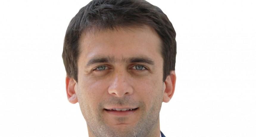 Hugo Rossi subsecretario  de la secretaria de Agroindustria habló en Lu32