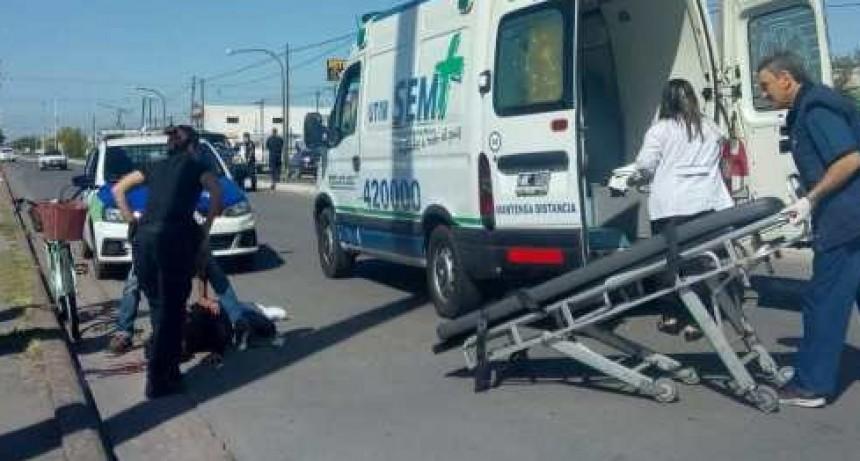 La mujer herida el viernes en un asalto, sigue con pronóstico reservado
