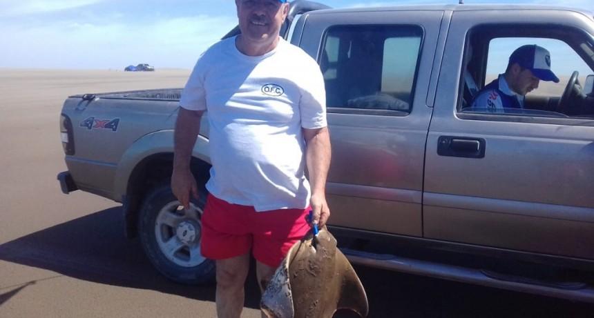 Concurso de Pesca en Marisol
