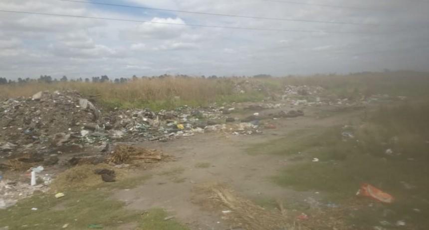 Sierra Chica: concejales piden la patrulla ambiental para controlar basurales