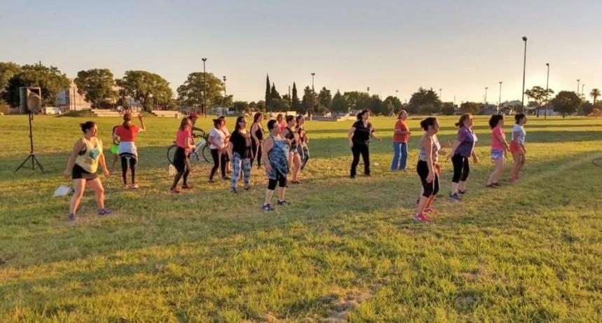 Actividades conjuntas entre la Escuela de Danzas y Políticas de Género