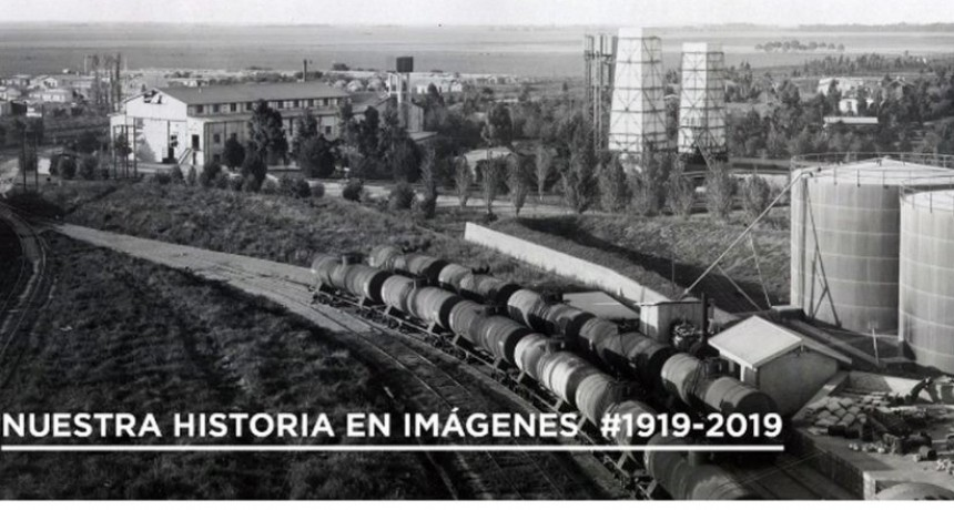 La industria cementera de Sierras Bayas celebra su centenario