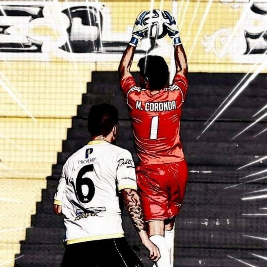 Marcos Coronda: Mis mejores amigos me los deja  el fútbol