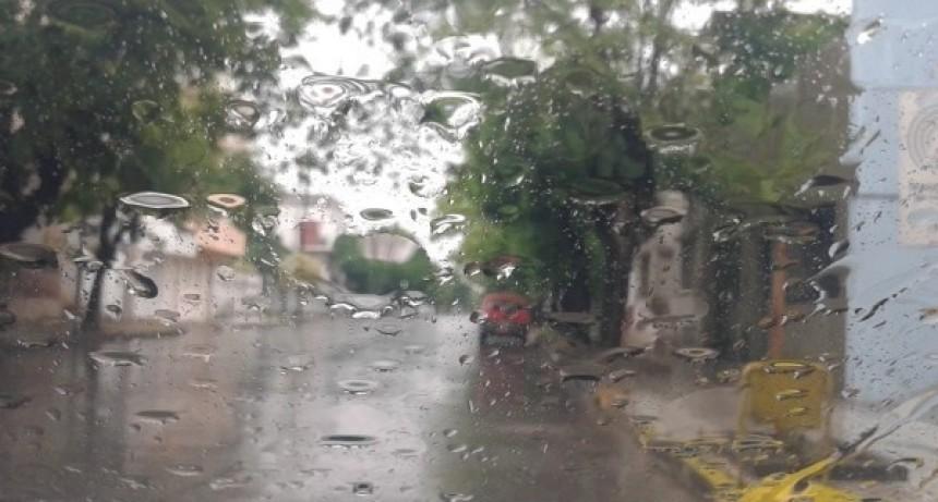 Registros de lluvia que remiten los oyentes