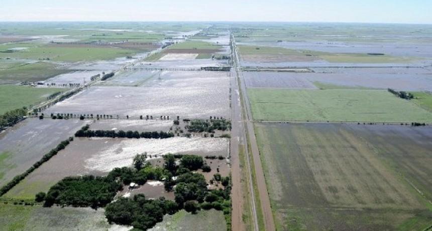 Inundaciones: complicada situación en Santa Fe