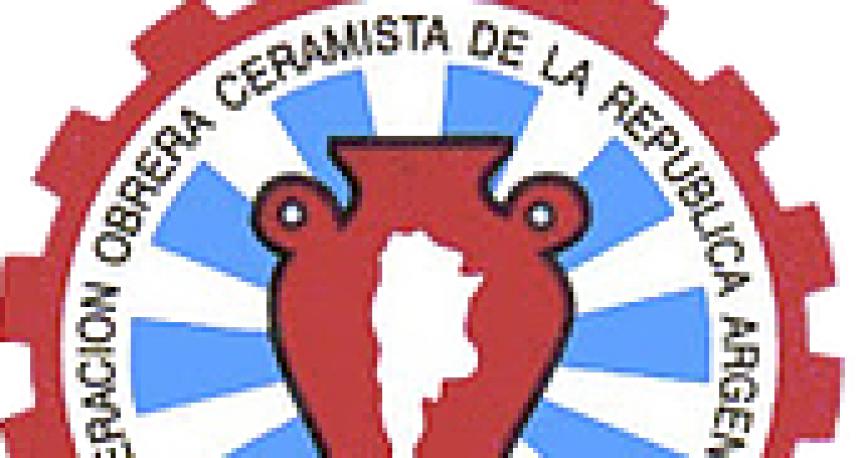 Ceramistas:  desvinculaciones en Cerámica San Lorenzo de Azul