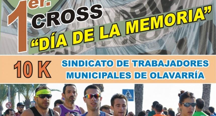 Primer Cross 'Día de la Memoria':  buscan instalar la fecha en un calendario nacional