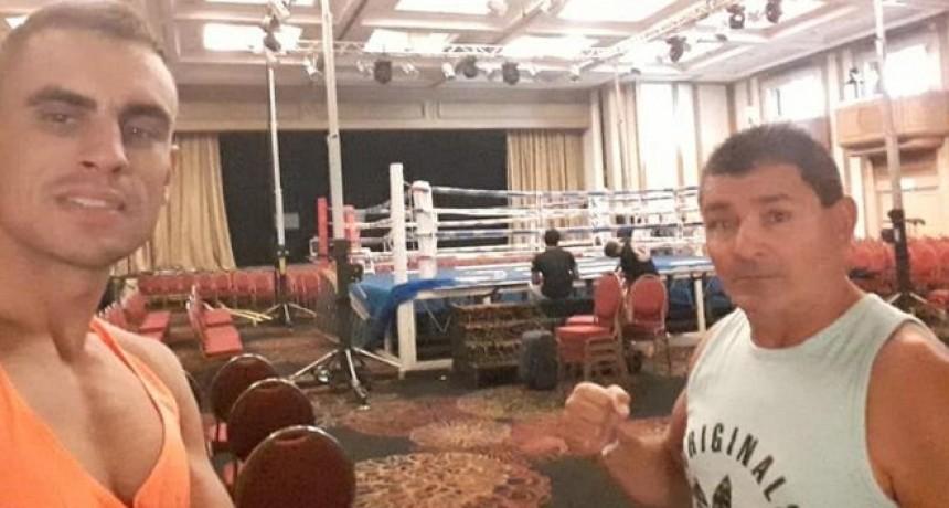Boxeo: derrota de Gonzalo Andreasen en Montevideo