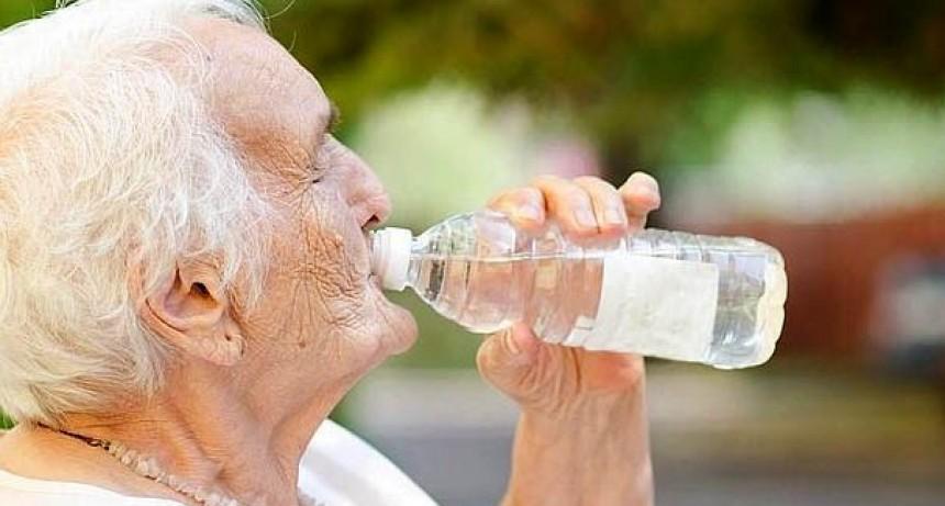 Golpe de calor: los más afectados son los ancianos y los niños pequeños