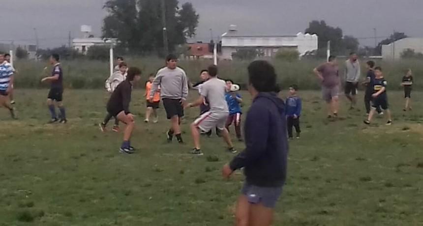 Rugby: El Fortín comienza su temporada