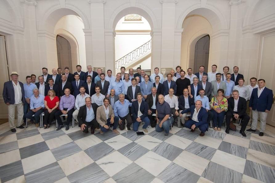 'Balance muy positivo de la reunión con el Gobernador Axel Kicillof'