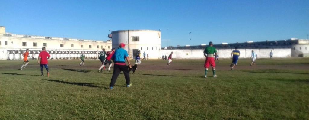 Finalizó el Torneo de Fútbol en la Unidad Nº 2 de Sierra Chica