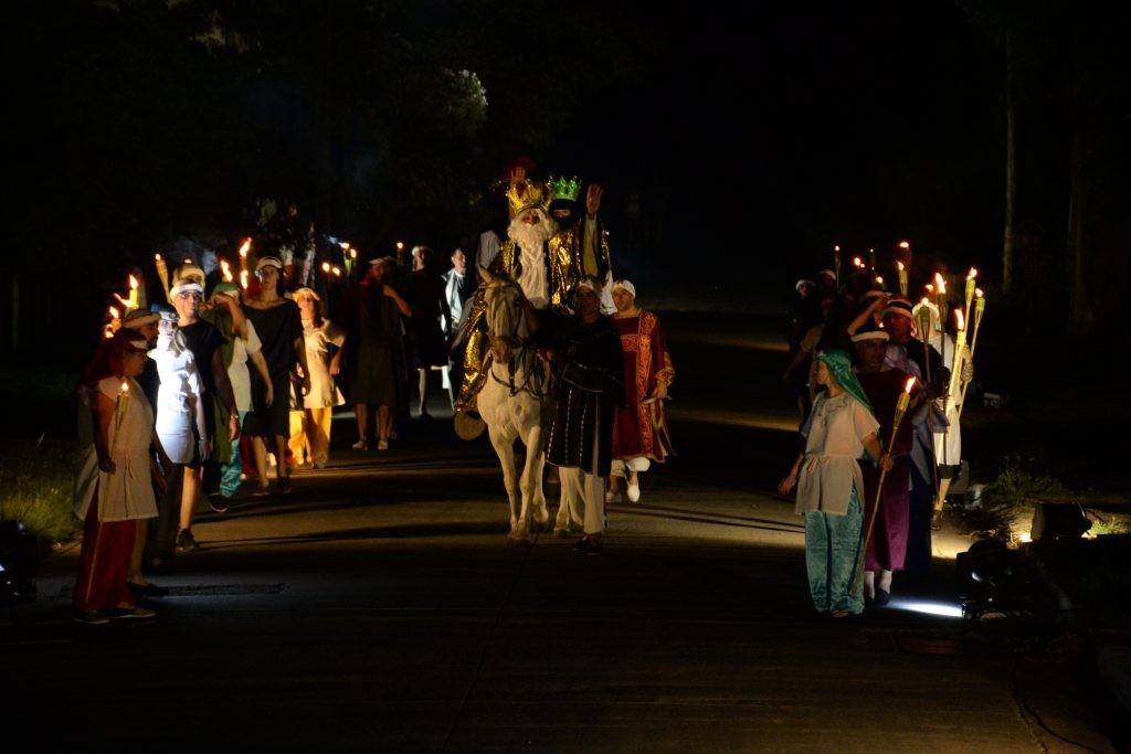 Tras posponerlo acertadamente, este lunes bajan los Reyes en Sierras Bayas