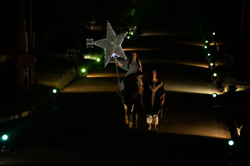 Este lunes llegan los Reyes Magos a Sierras Bayas