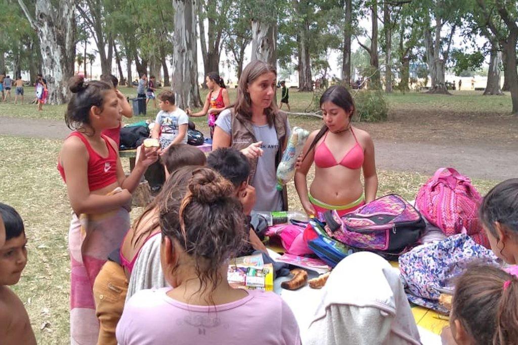 La Comuna promueve hábitos de consumo responsable en Escuelas de Verano