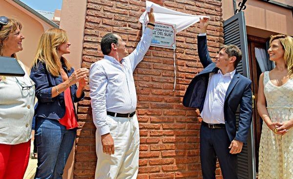 Funcionarios nacionales y provinciales visitaron Benito Juárez