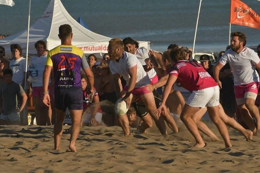 Rugby:  26º edición del Seven de Claromecó