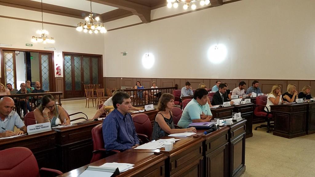 El Concejo aprobó la preparatoria para aumentar las tasas