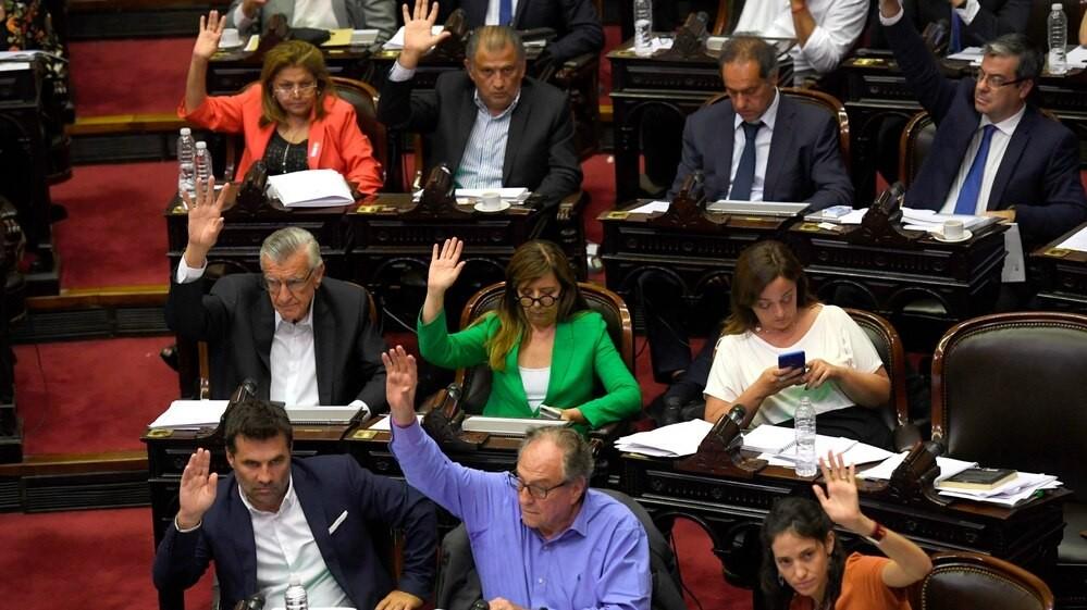 Con 224 votos a favor, el Gobierno consiguió media sanción en Diputados del proyecto sobre renegociación de la deuda