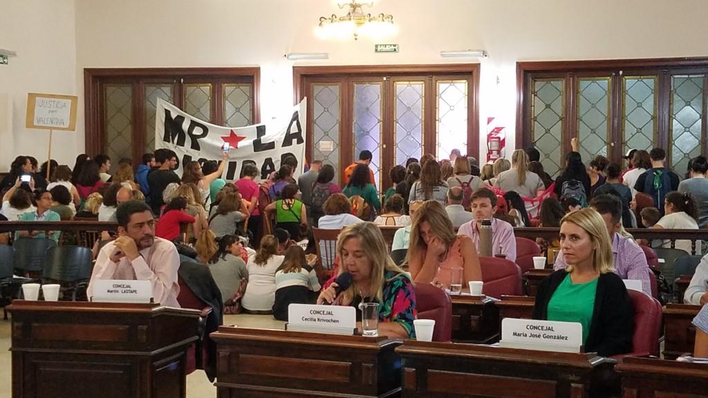 El Concejo aprobó la Emergencia por Violencia de Género