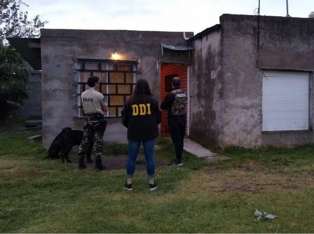 Encapuchados: Un detenido acusado de formar parte de la banda