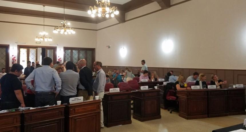 Aumento de Tasas: aguardan resultado de reunión entre Galli y Kicillof
