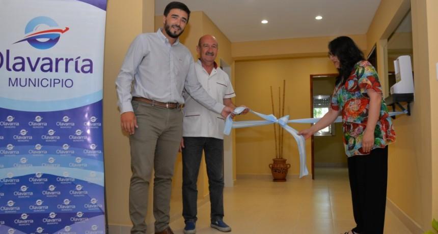 Loma Negra cuenta con un Centro de Salud totalmente renovado