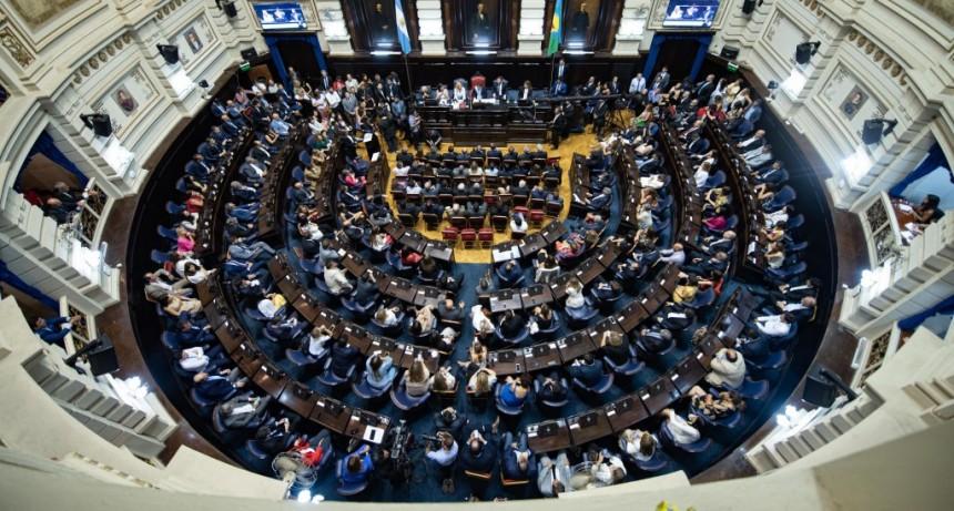 Provincia: Día clave para la sanción de la Ley Impositiva